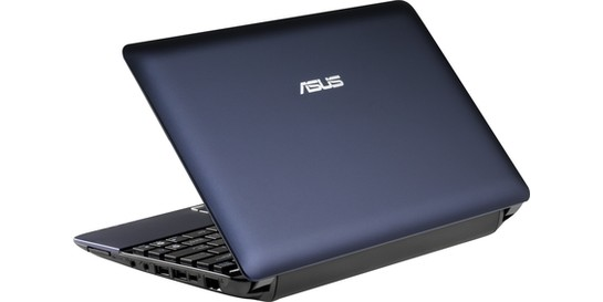 En US Asus Eee PC 1015PE Netbook Midnight Blue CVF 00141
