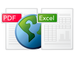 free pdf to excel conversion