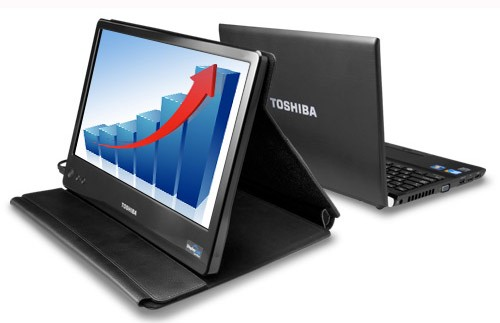 Toshiba 14-inch DisplayLink