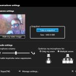 ThinkPad x220 webcam settings