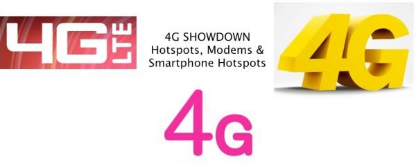 4G Showdown