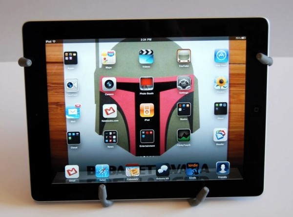Breffo SpiderPodium Tablet Review stand