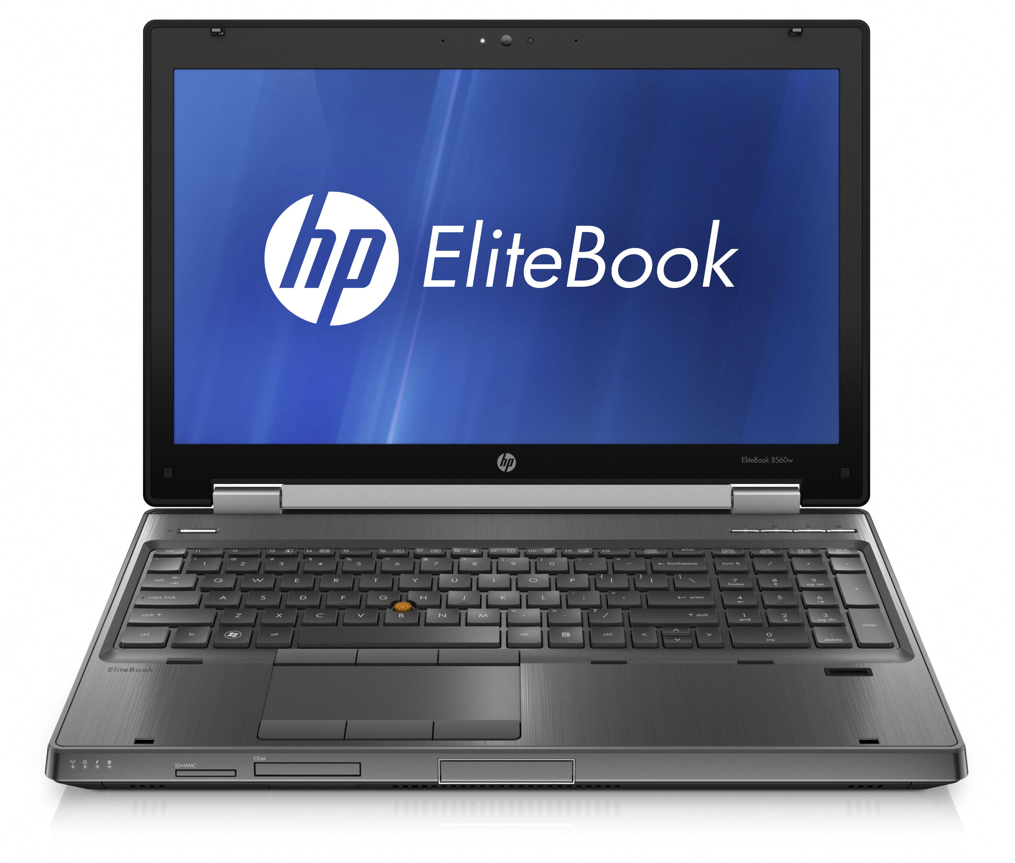 EliteBook 8560w Display