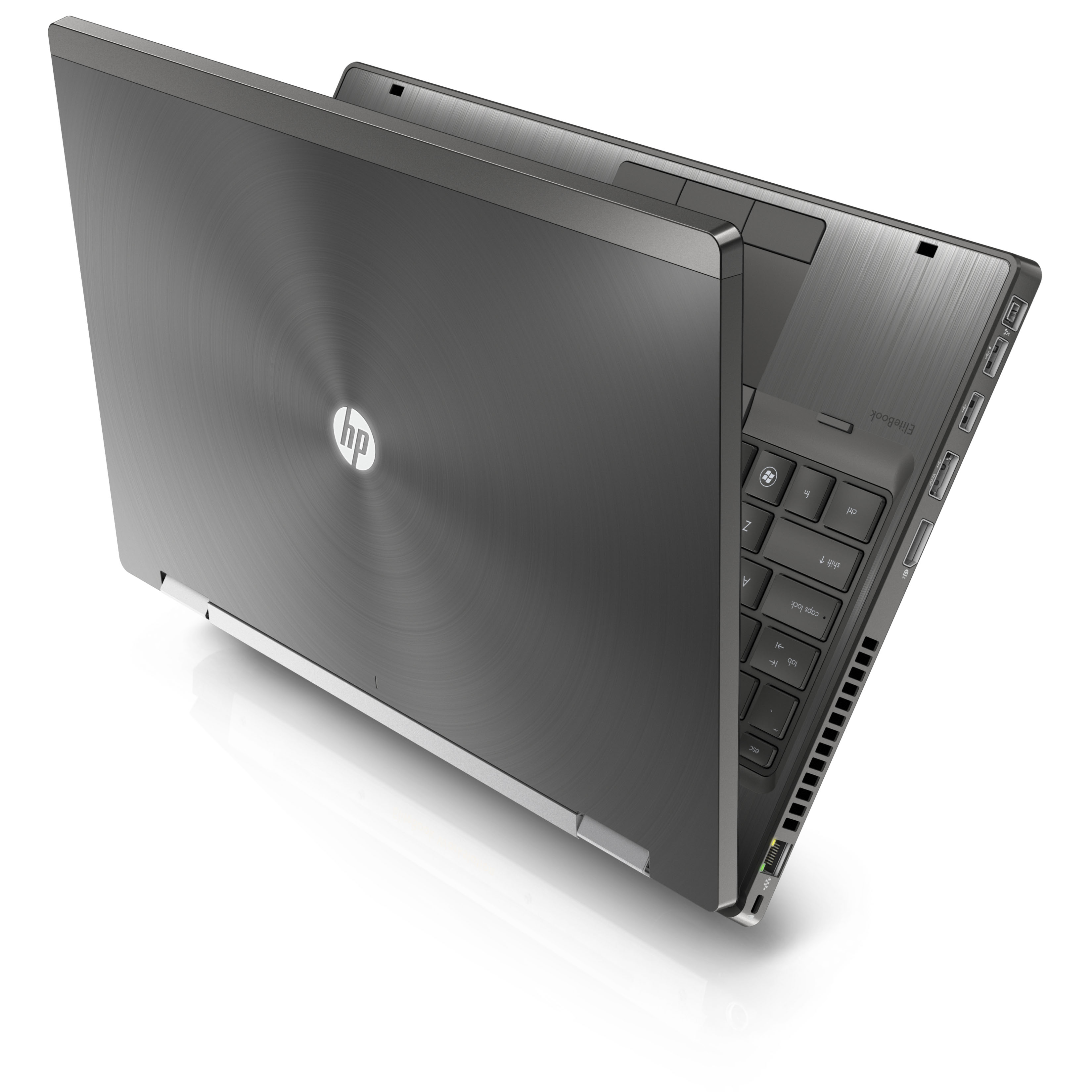 EliteBook 8560w Rear Left V