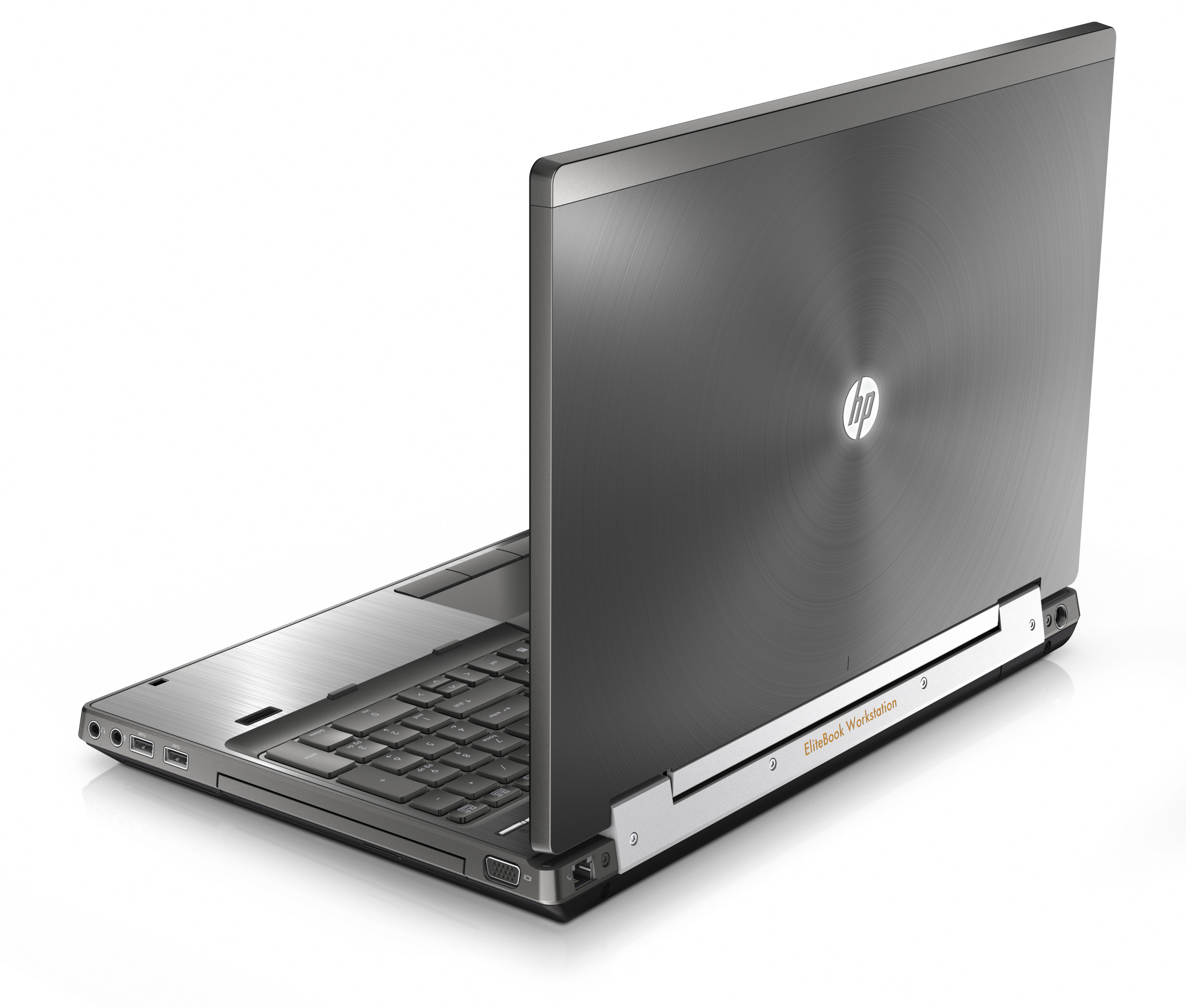 EliteBook 8560w Rear Right Open