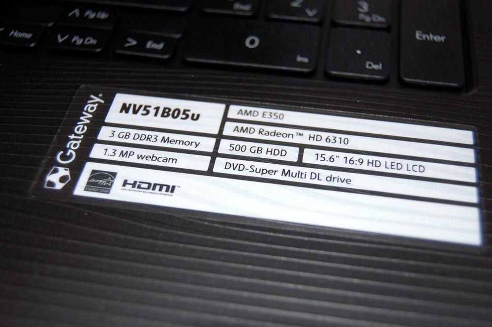 GATEWAY NV51B AMD GRAPHICS DRIVER FOR WINDOWS
