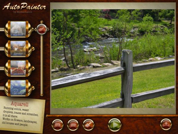 AutoPainter HD select your filture