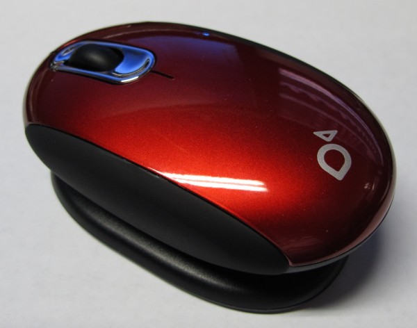 whirl mini ergonomic laser mouse