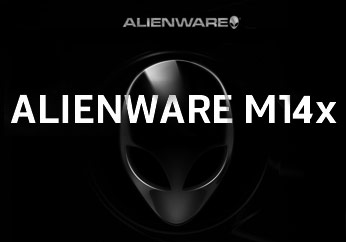 Alienware M14X Gaming Notebook