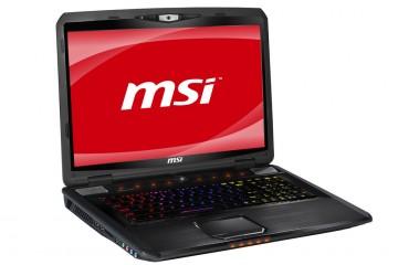 MSI GX780 - 1