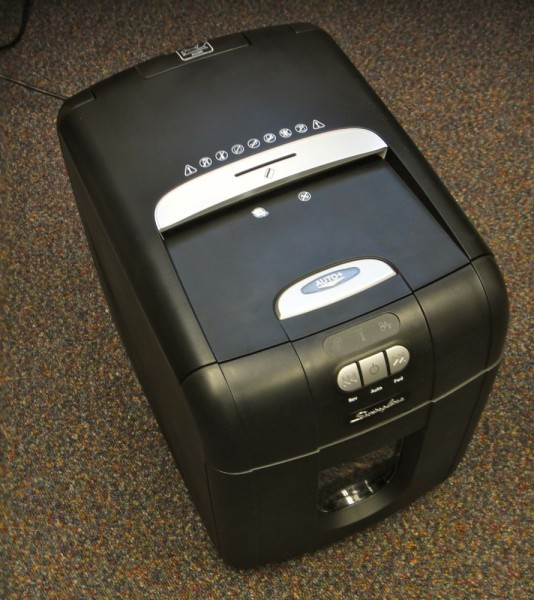 Swingline Stack And Shred Review