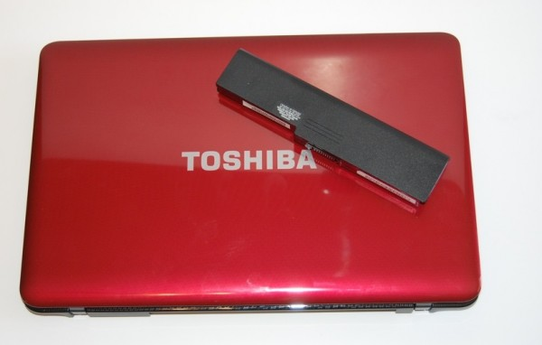 Toshiba L655 Review Battery Life
