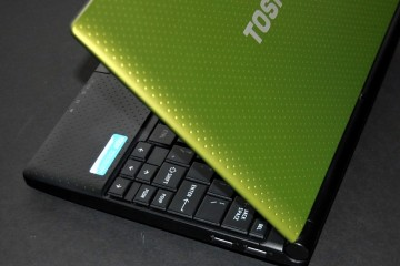 Toshiba NB505 N508 Review