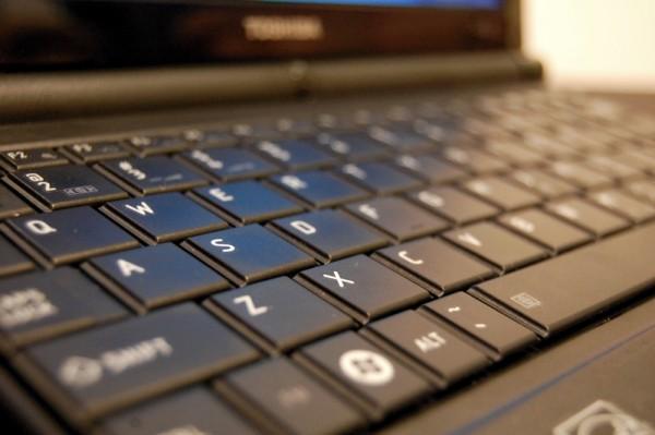 Toshiba NB505 Keyboard Review