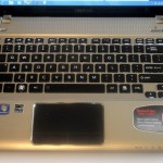 Toshiba Satellite E305 Review - mouse