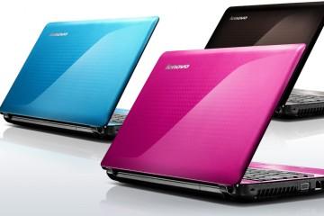 Lenovo IdeaPad Z370 in Multiple Colors
