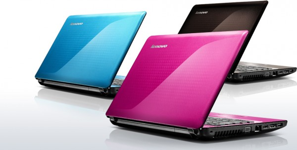 Lenovo IdeaPad Z370 in Multiple Colors