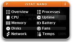 Mac OS X system uptime