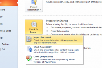 How to remove notes from powerpoint