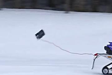 panasonic toughbook snowmobile