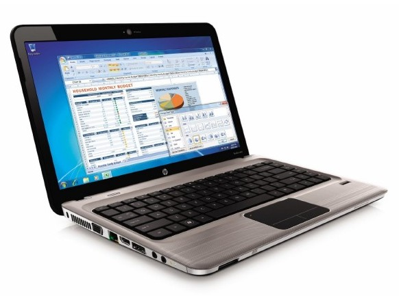 HP Pavilion dm4 notebook