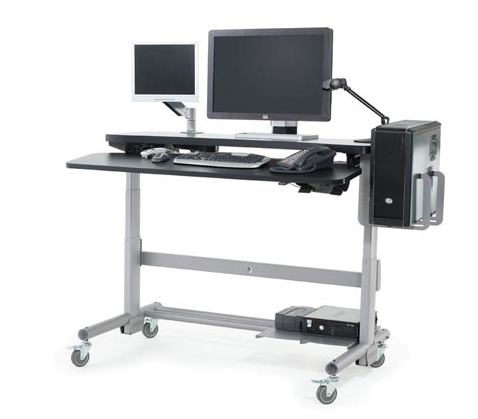 Anthro Sit Stand Desk