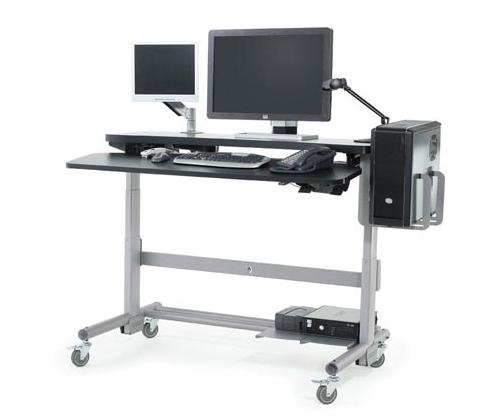 Anthro Sit Stand Desk