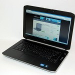 Dell Latitude E5420 review - Head On