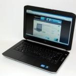 Dell Latitude E5420 review - Head On