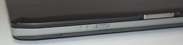 Dell Latitude E5420 review - Front
