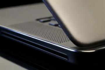 Dell XPS 15z speaker grille