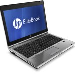EliteBook 2560p - Front Left Open