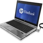 EliteBook 2560p - Front Right Open Lock