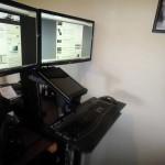 Ergotron WorkFit S Review Tablet Holder