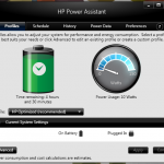 HP Power Asssitant