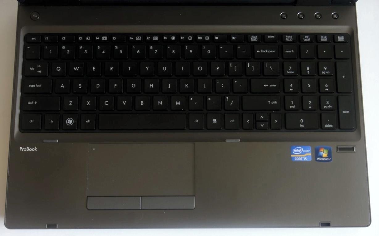 Hp probook 6560b base system device