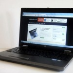 HP ProBook 6560b Review - Display