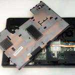 HP ProBook 6560b Review - Easy Access Bay