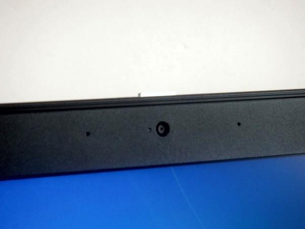 HP ProBook 6560b Review - Webcam