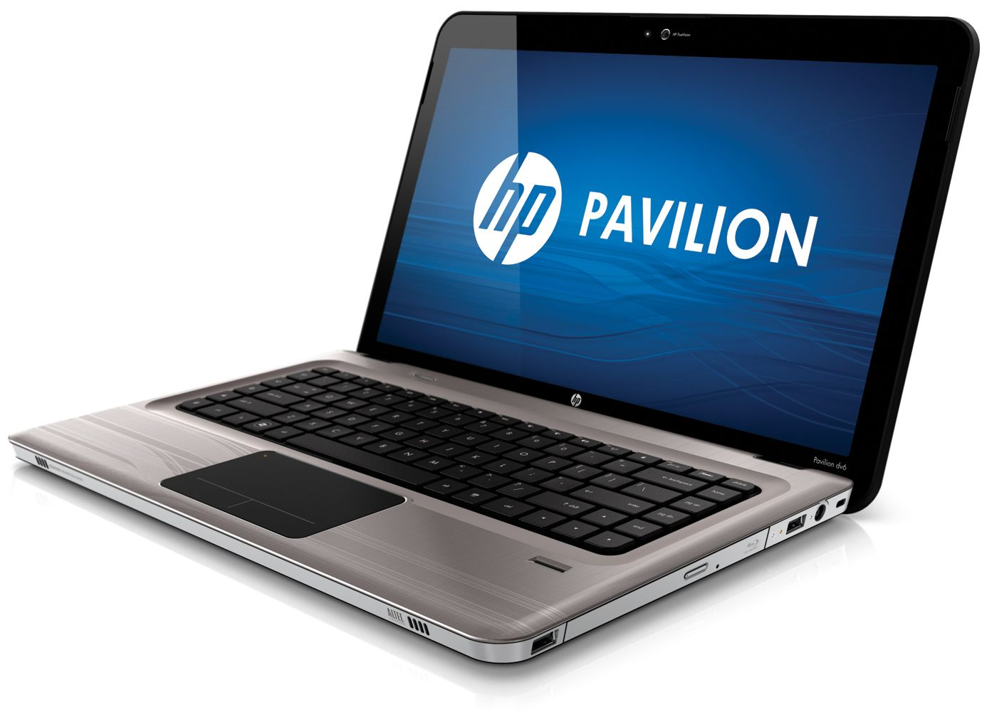 HP pavilion dv6t quad edition 1080P