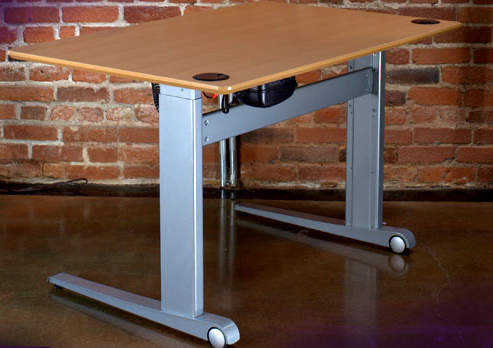 Height Adjustable Desk - GeekDesk