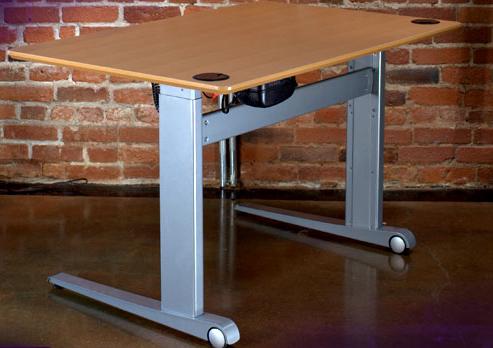 Height Adjustable Desk - GeekDesk