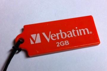 Verbatim Tuff N Tiny USB Drive