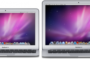 MacBook Air Models