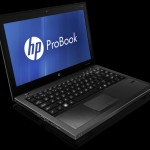 ProBook 5330m - Front Left Open Backlit