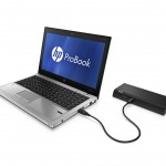 ProBook 5330m - Front Right Open Dock