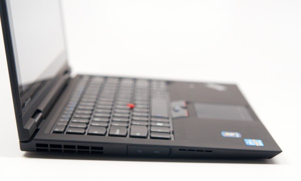 ThinkPad X1 Left Side