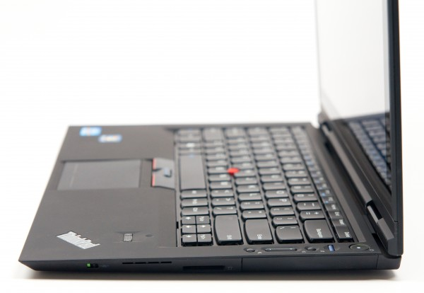 ThinkPad X1 Right Side