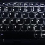 ThinkPad X1 review backlit keyboard