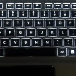 Toshiba Satellite E305 Review - Backlit Keyboard